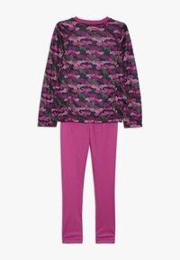 LEGO Wear - UBERTO SKI UNDERWEAR SET - Unterhemd/-shirt - light purple - 1
