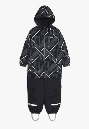JORDAN SNOWSUIT - Lyžařská kombinéza - dark grey