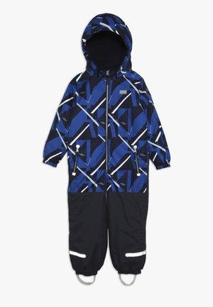 JORDAN SNOWSUIT - Lyžařská kombinéza - blue