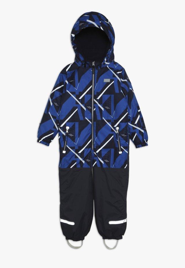 JORDAN SNOWSUIT - Skipak - blue