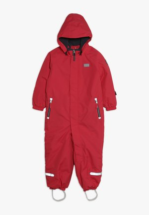 JULIAN 711 SNOWSUIT - Snowsuit - red