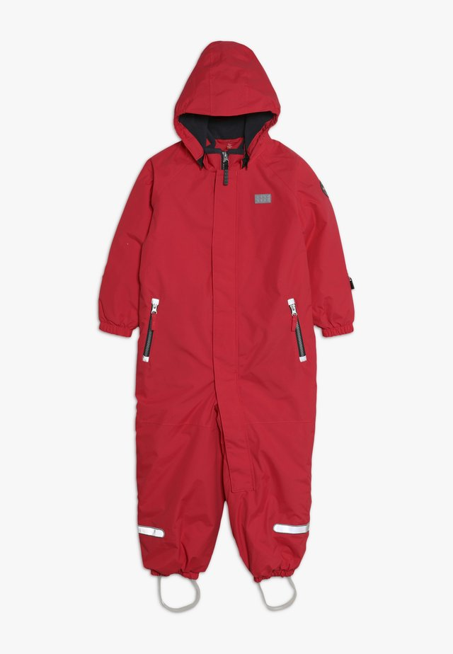 JULIAN 711 SNOWSUIT - Combinaison de ski - red