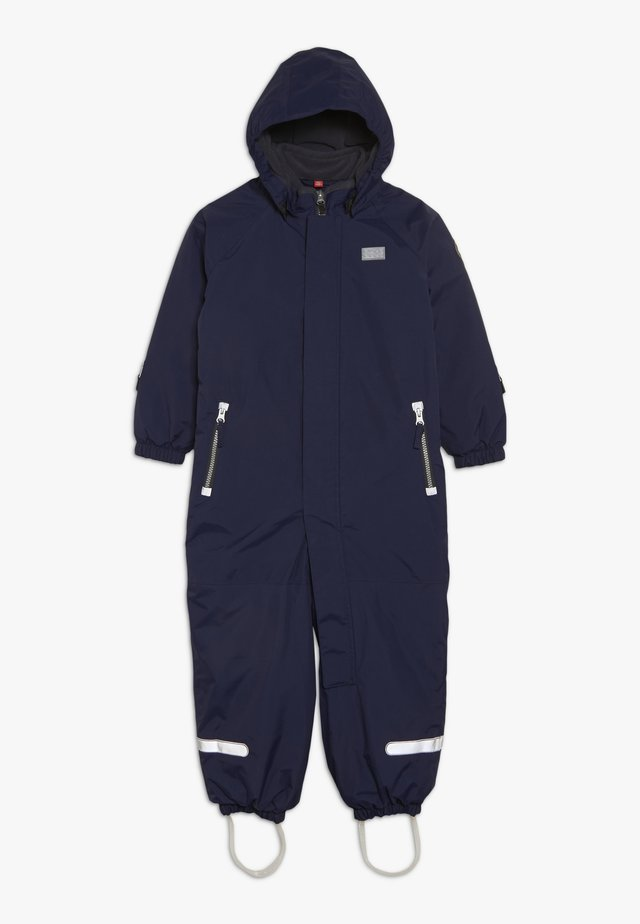 JULIAN 711 SNOWSUIT - Combinaison de ski - dark navy