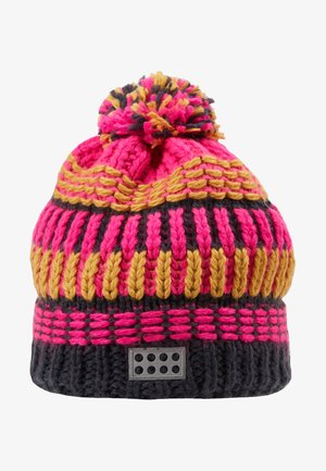 WALFRED HAT - Gorro - dark pink