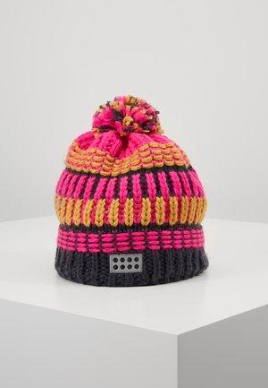 WALFRED HAT - Čepice - dark pink