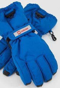 LEGO Wear - WALFRED GLOVES - Rukavice - blue - 3