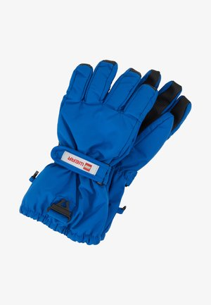 WALFRED GLOVES - Gloves - blue