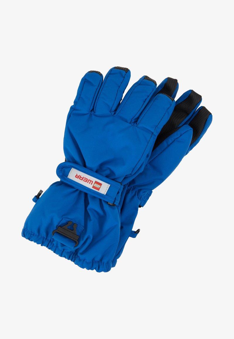 LEGO Wear - WALFRED GLOVES - Rukavice - blue