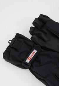 LEGO Wear - WALFRED GLOVES - Handsker - black - 3