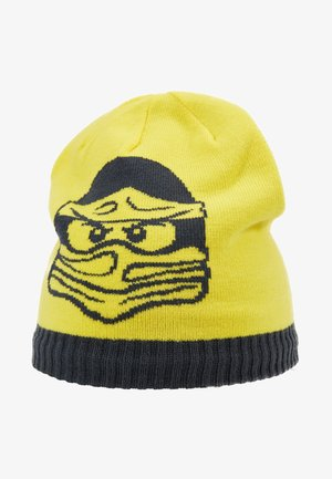 WALFRED HAT - Čepice - yellow