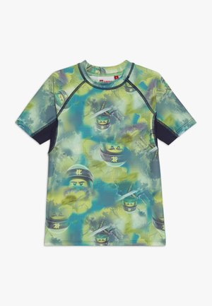 SUN WEAR - Surfshirt - green