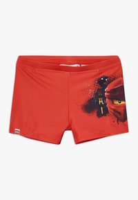 LEGO Wear - SWIM BRIEF - Uimahousut - red - 0