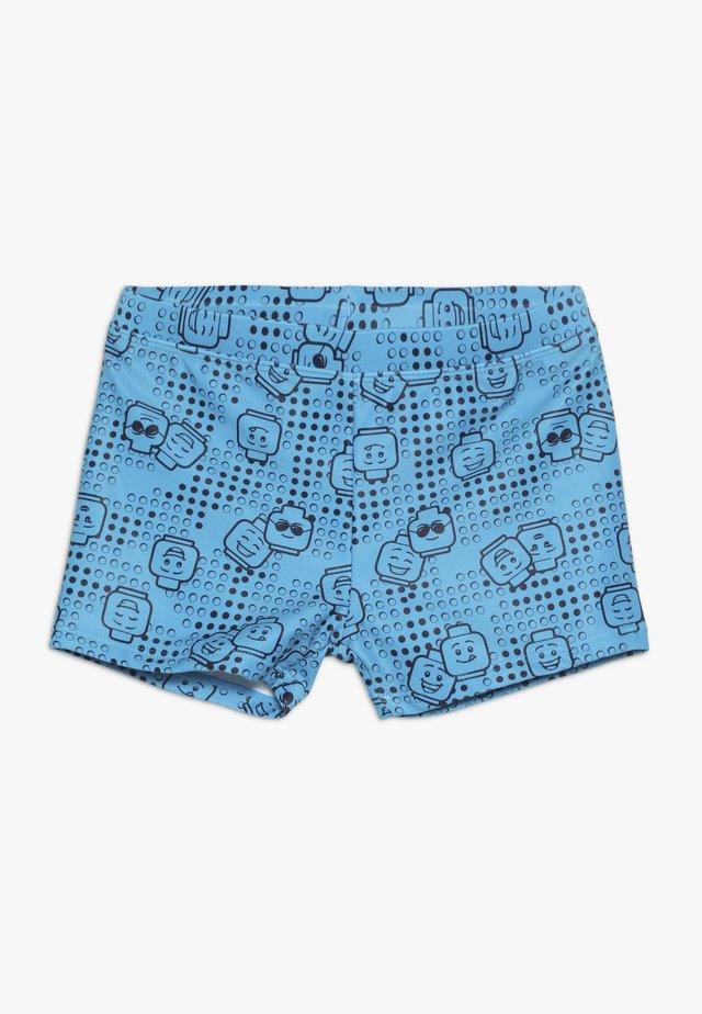 LWANTONY SWIM BRIEFS - Zwemshorts - light blue