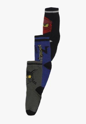 3 PACK - Socks - dark green