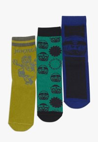 LEGO Wear - 3 PACK - Socks - dark blue - 0