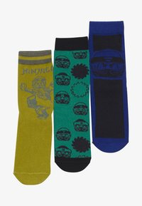 LEGO Wear - 3 PACK - Socks - dark blue - 3
