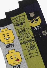 LEGO Wear - 3 PACK - Socks - grey melange - 3