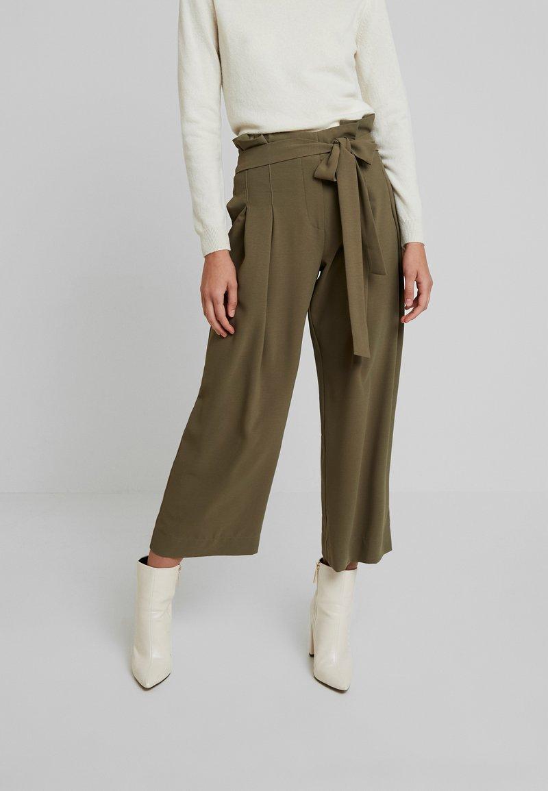 Louche - RICO - Spodnie materiałowe - khaki