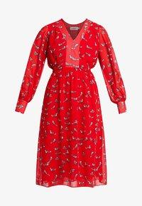Louche - DORINA - Vapaa-ajan mekko - red - 4