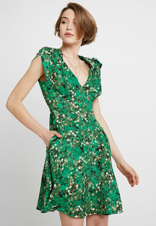 MELITA - Vapaa-ajan mekko - green