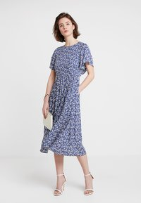 Louche - TEMOE DITSY - Day dress - blue - 2