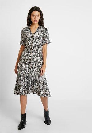 MONIQUE - Shirt dress - navy