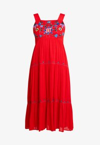 Louche - PAZ - Maxi dress - coral - 4