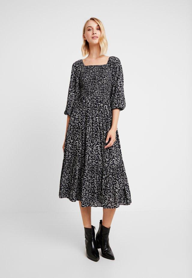 LOE VINE - Denní šaty - navy