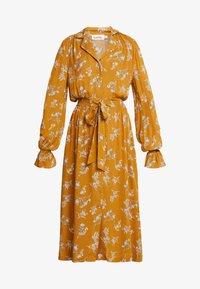 Louche - KALINDA - Shirt dress - mustard - 5
