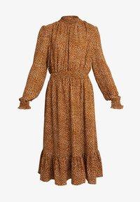 Louche - LOI -DOUBLESPOT - Day dress - mustard - 5