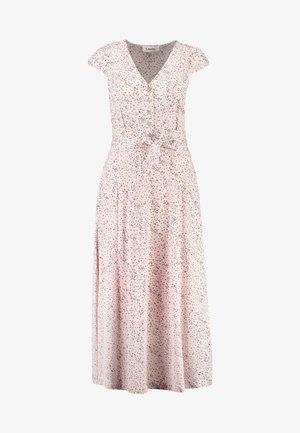 CATHLEEN BLOOM - Shirt dress - pink