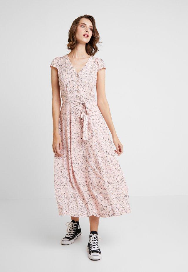 CATHLEEN BLOOM - Košilové šaty - pink
