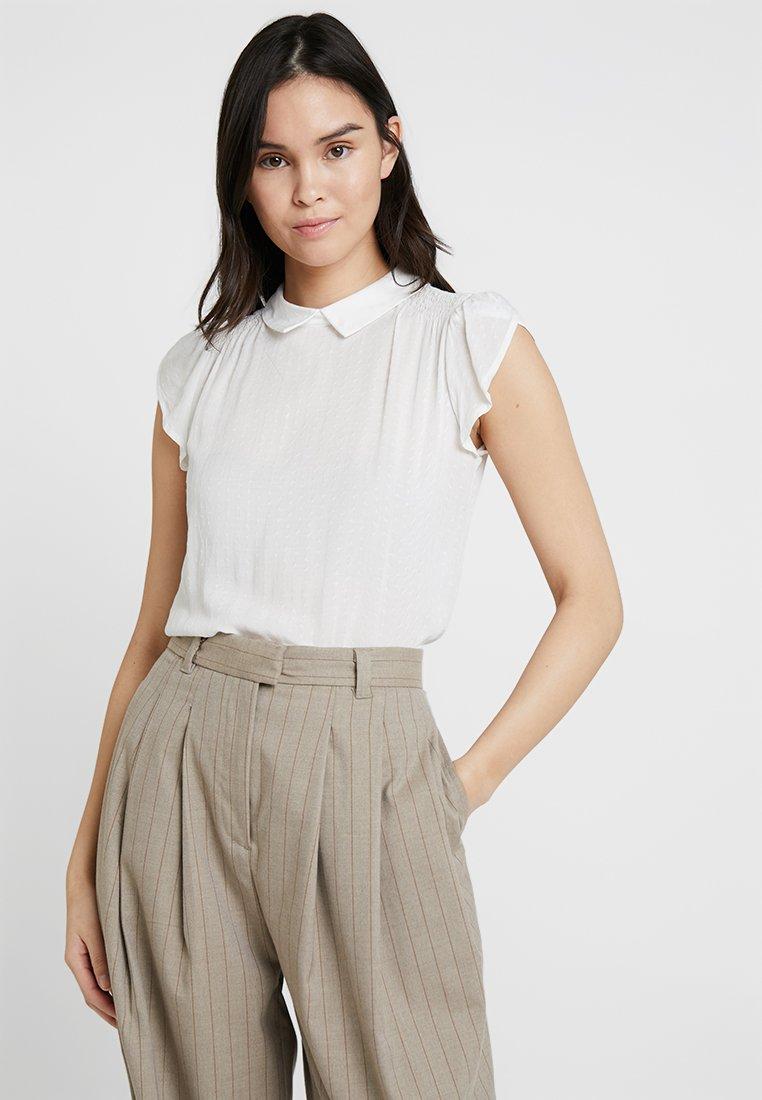 Louche - CLEMEUR-TRI - Bluse - white