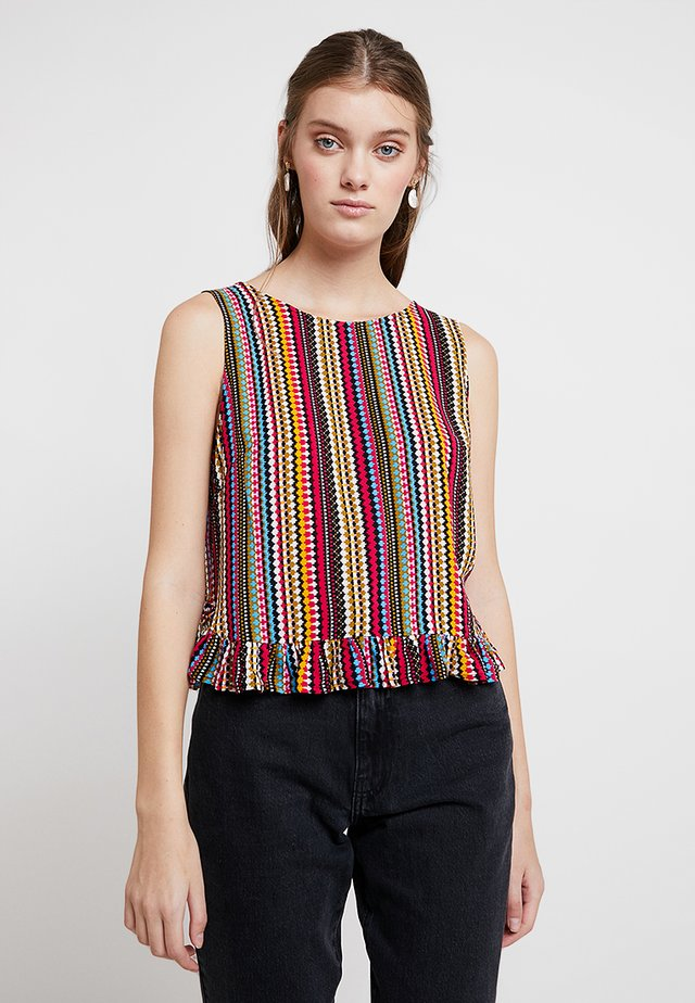 KINSEY TAPESTRY - Blouse - multi
