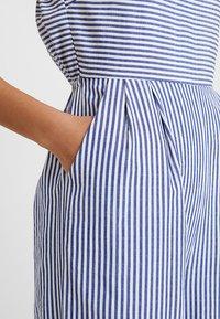 Louche - LEON STRIPE - Jumpsuit - blue - 5