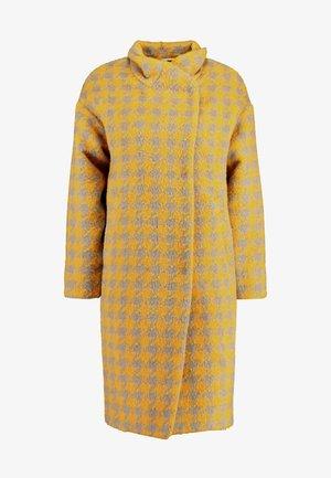 DONALDA HOUNDS - Wollmantel/klassischer Mantel - yellow