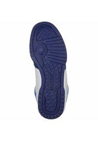 Lacoste LIVE - Sneaker high - white/blue - 4
