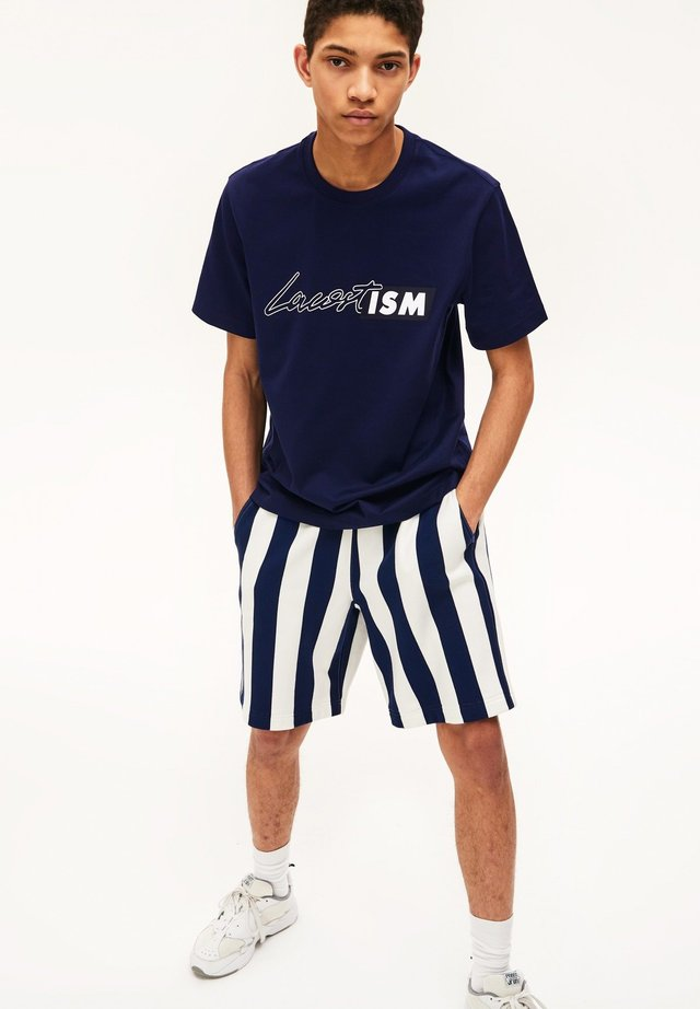 TH4361 - T-Shirt print - bleu marine