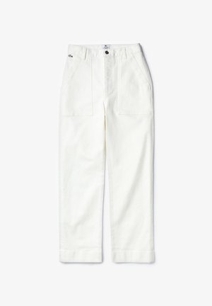 HF4318 - Pantalon classique - blanc