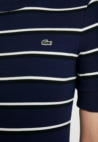 Lacoste LIVE - Robe fourreau - navy blue - 5