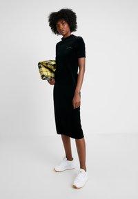 Lacoste LIVE - Robe d'été - black - 1