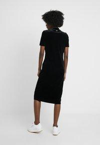Lacoste LIVE - Robe d'été - black - 2