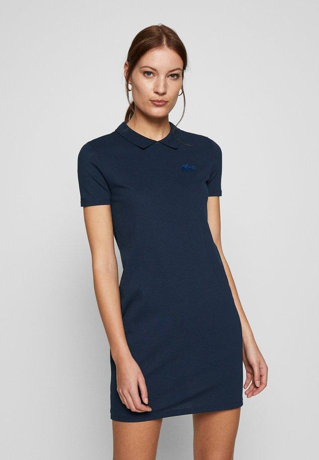 Sukienka letnia - navy blue