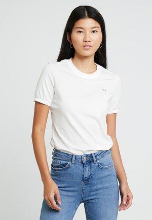 T-shirt basic - mascarpone