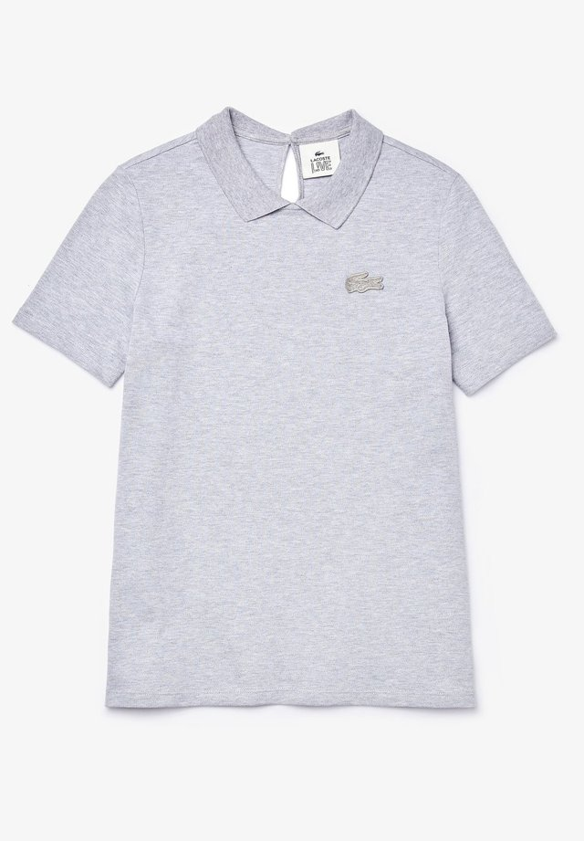 PF8163 - Polo - gris chine