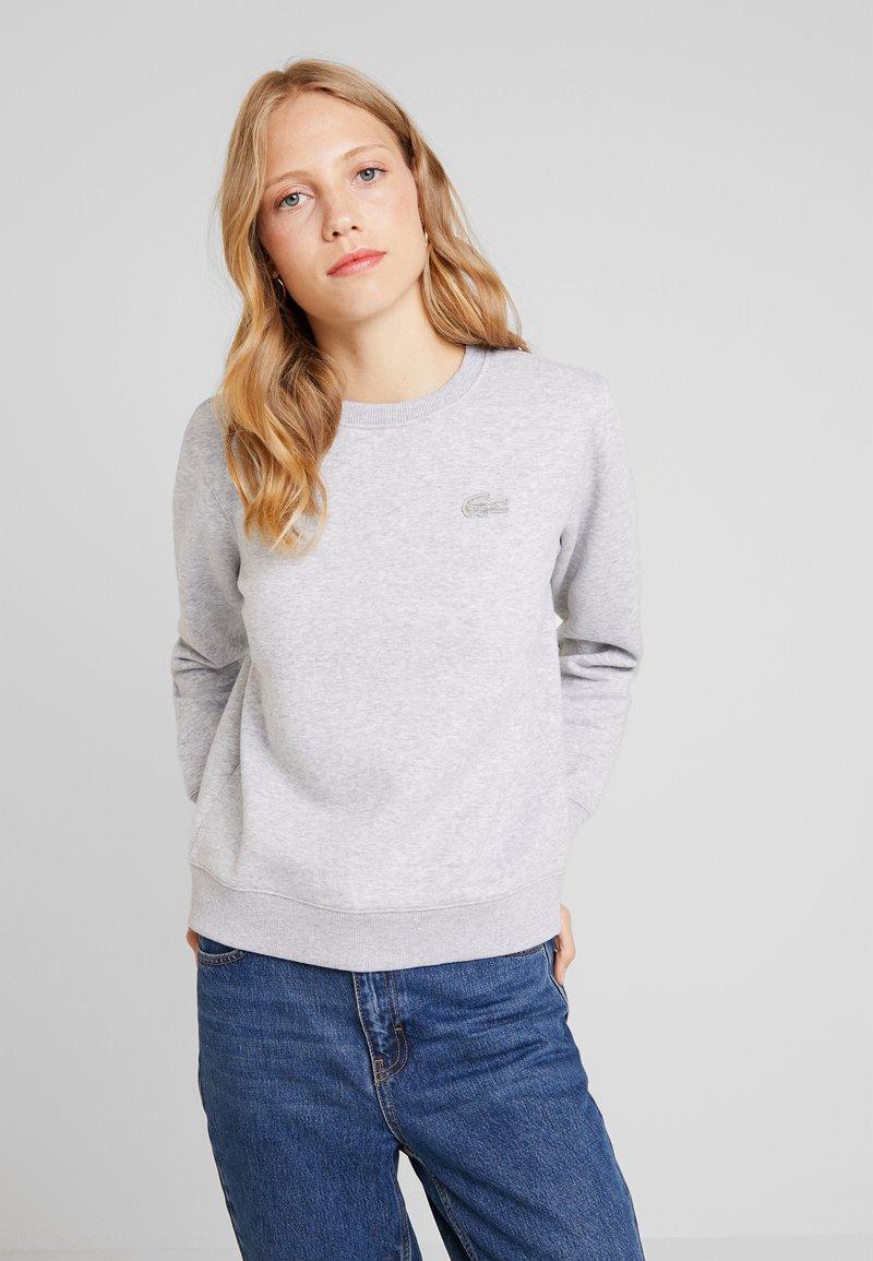 Lacoste LIVE - Sweatshirt - silver/chine