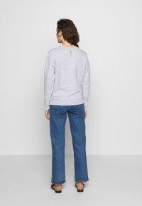 Lacoste LIVE - SF4250_CCA - Sweater - silver chine - 2