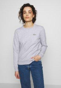 Lacoste LIVE - SF4250_CCA - Sweater - silver chine - 0