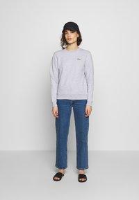 Lacoste LIVE - SF4250_CCA - Sweater - silver chine - 1