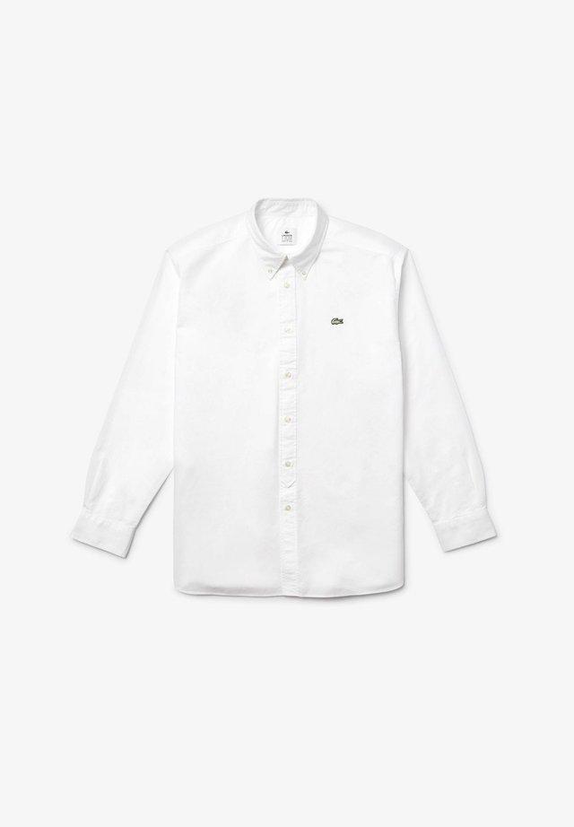 CH3942 - Chemise - blanc / blanc